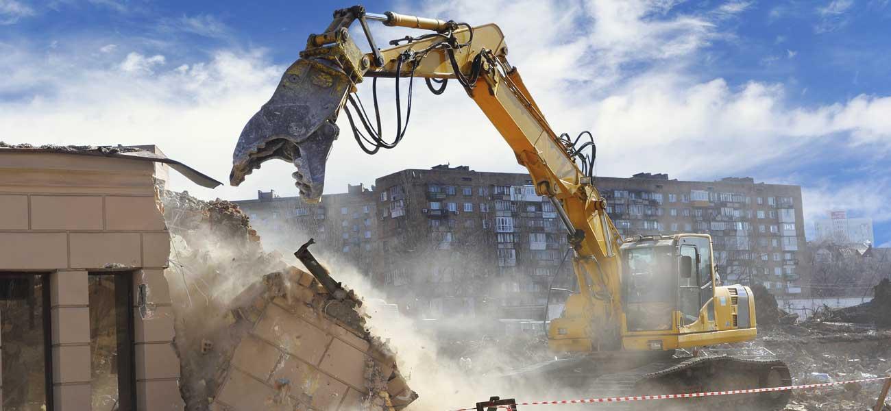 Prix d molition tarifs ooreka - Prix demolition maison ...